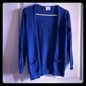 Zara Girl's Collection Blue Knitwear